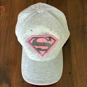 DC Comic Supergirl Hat Size L